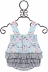 Giggle Moon Fillies of Love Romper (6Mos,12Mos,18Mos) Alternate View