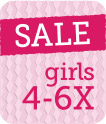 Girls Clothing Sale 4-6X