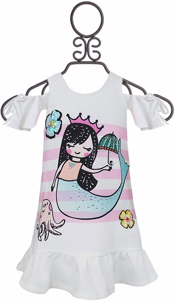 Hannah Banana Mermaid Dress (5 & 6)
