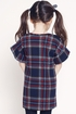 Hannah Banana Plaid Designer Dress Girls (2T & 4T) Alternate View #4