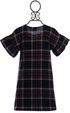 Hannah Banana Plaid Designer Dress Girls (2T & 4T) Alternate View