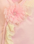 Haute Baby Chic Petit Baby Gown in Pink Alternate View #2