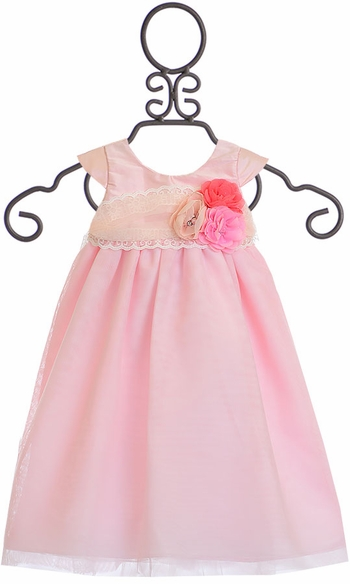 Haute Baby Hint of Spring Baby Gown SOLD OUT