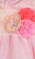 Haute Baby Hint of Spring Baby Gown Alternate View #3