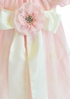 Haute Baby Lacey Rose Baby Gown Alternate View #2