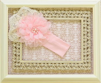 Haute Baby Pink Chic Petit Headband SOLD OUT