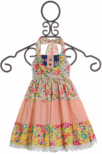 Haute Baby Summer Dress for Girls SOLD OUT