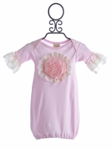 Haute Baby Take Home Gown for Newborn