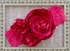 Headband Infant and Toddler in Bright Pink Alternate View