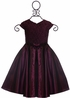 Isobella and Chloe Girls Party Dress in Purple (Size 2T) Alternate View