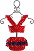 Isobella and Chloe Patriotic Bikini for Girls  SOLD OUT Alternate View