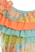 Isobella and Chloe Tropical Bikini for Girls SOLD OUT Alternate View #2
