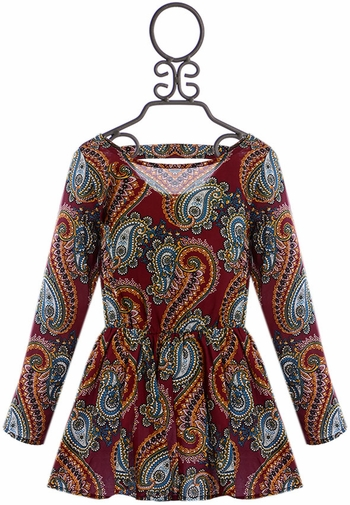Jak and Peppar Festival Tunic SOLD OUT