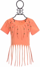 Jak and Peppar Ireland Fringe Top (7 & 12)