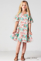 Jak and Peppar Isla Bonita Dress Cecily