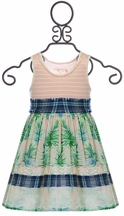 Jak and Peppar Palmetto Island Dress (12Mos,18Mos,4T,4,5)