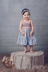 Jak and Peppar Spring 2017 Althea Dress (Size 24Mos) Alternate View #3