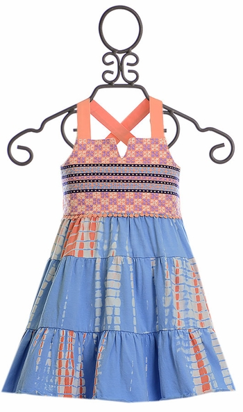 Jak and Peppar Spring 2017 Althea Dress (Size 24Mos)