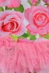 Kate Mack Pink Rose Tutu Swimsuit (Size 3Mos) Alternate View #2