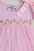 Katie Rose Baby Pink Bloomer Dress Bree Alternate View #2