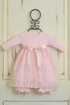 Katie Rose Fancy Baby Dress in Pink SOLD OUT Alternate View