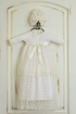 Katie Rose Heirloom Christening Gown for Baby Girls (3Mos & 9Mos) Alternate View