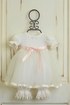 Katie Rose Ivory Vintage Lace Dress for Baby  Alternate View