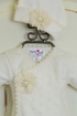 Katie Rose Take Me Home Outfit Vintage Lace (Size Newborn) Alternate View #2