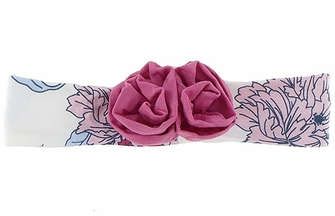 Kickee Pants Peony Headband for Girls