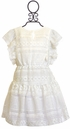 Lace Filled with Grace White Dress (Size 14) Alternate View