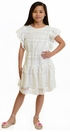 Lace Filled with Grace White Dress (Size 14) Alternate View #4