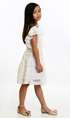 Lace Filled with Grace White Dress (Size 14) Alternate View #2