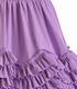 Lemon Loves Lime Baby Ruffle Dress in Purple (Size 0-3Mos) Alternate View #2