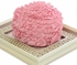 Lemon Loves Lime Pink Infant Ruffle Hat  (Size 12-18Mos) Alternate View