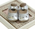 Livie and Luca Baby Petal in Silver INFANT Alternate View #2
