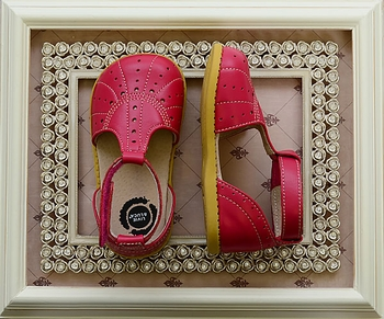 Livie and Luca Girls Palma in Hot Pink (Size 5)