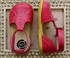 Livie and Luca Girls Palma in Hot Pink (Size 5) Alternate View