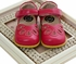 Livie and Luca Petal Shoes in Hot Pink (4i,8,2Y,3Y) Alternate View #2