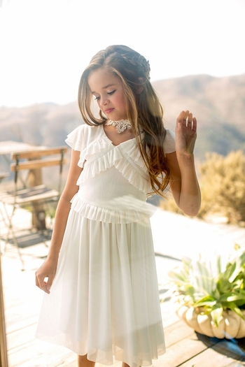 Love Will Save the Day Ivory Dress SOLD OUT