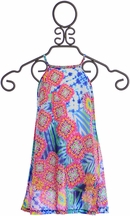 Lulita Girls Swim Cover Up Dress Beautiful Mess (Size 2/3)
