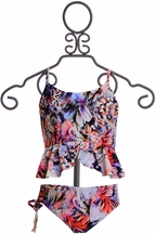 Lulita Ruffle Tankini for Girls (4 & 5)