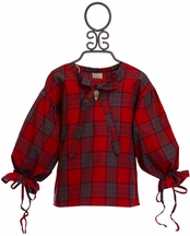 Mad for Plaid Top (Size 3)