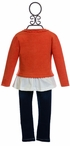Mayoral Autumn Flowers Infant Outfit (Size 24Mos) Alternate View