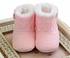 Mayoral Baby Booties in Light Pink (Infant 0 & 3) Alternate View #2