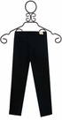Mayoral Black Distressed Pants with Sequins (Size 10) Alternate View
