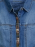 Mayoral Girls Denim Shirt with Beads (Size 12) Alternate View #3