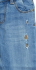 Mayoral Infant Denim with Gold Detail (Size 36Mos) Alternate View #2