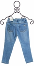 Mayoral Infant Denim with Gold Detail (Size 36Mos) Alternate View