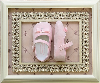 Mayoral Infant Mary Janes in Light Pink