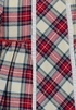 Mayoral Red Plaid Dress for Babies (Size 1-2 Mos) Alternate View #2